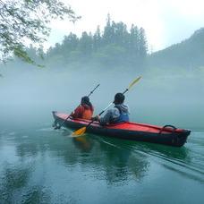7月27日 四万湖カヌーツアー ぶっさんのイメージ
