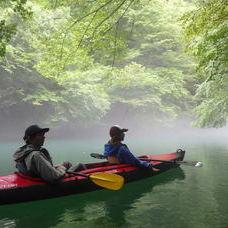 7月25日 四万湖カヌーツアー RYUのイメージ