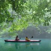 7月11日 四万湖カヌーツアー RYUのイメージ