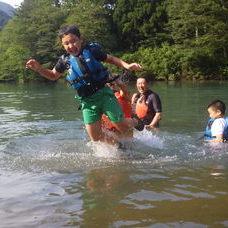 8月16日 四万湖カヌーツアー RYUのイメージ