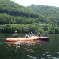 8月6日 みなかみカヌーツアー のりPのイメージ