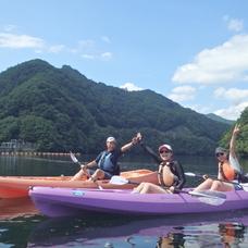 8月30日 みなかみカヌーツアー のりPのイメージ