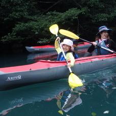 8月5日 四万湖カヌーツアー HIDEのイメージ