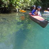 9月19日 四万湖カヌーツアー RYUのイメージ