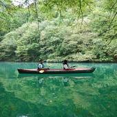 9月18日 四万湖カヌーツアー ぶっさんのイメージ