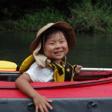 9月4日 四万湖カヌーツアー けんたろうのイメージ