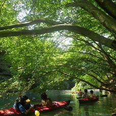 9月11日 四万湖カヌーツアー RYUのイメージ