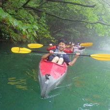 9月13日 四万湖カヌーツアー RYUのイメージ
