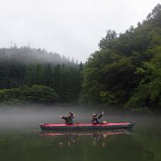 9月12日 四万湖カヌーツアー RYUのイメージ