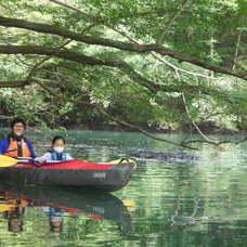 9月20日 四万湖カヌーツアー RYUのイメージ