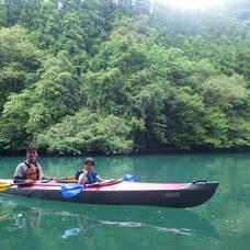 9月6日 四万湖カヌーツアー RYUのイメージ