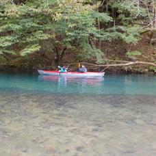 10月19日 四万湖カヌーツアー ちひろのイメージ