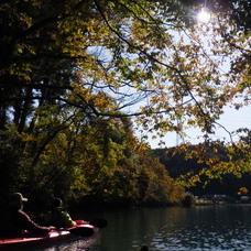 10.31 四万湖カヌーツアー ヒロのイメージ