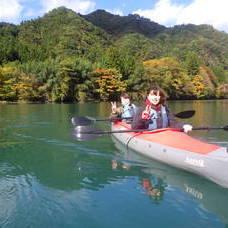 10月24日 四万湖カヌーツアー RYUのイメージ