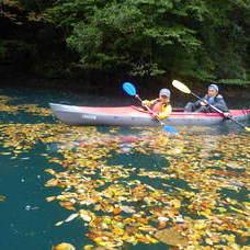 10月17日 四万湖カヌーツアー RYUのイメージ
