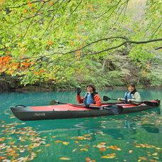 10月18日 四万湖カヌーツアー ぶっさんのイメージ