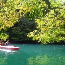 10月25日 四万湖カヌーツアー RYUのイメージ