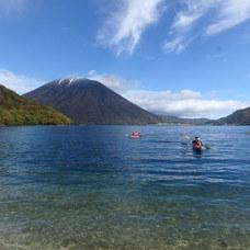 10月18日 中禅寺湖紅葉カヌーツアー HIDEのイメージ