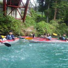 10月4日 四万湖カヌーツアー RYUのイメージ