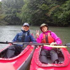 10月10日 四万湖カヌーツアー RYUのイメージ