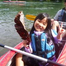 10月11日 四万湖カヌーツアー RYUのイメージ