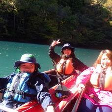 10月31日 四万湖カヌーツアー RYUのイメージ