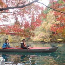 11月6日 四万湖カヌーツアー けんたろうのイメージ
