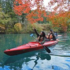 11月7日 四万湖カヌーツアー ぶっさんのイメージ