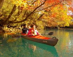 11月16日 四万湖カヌーツアー ちひろのイメージ