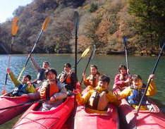 11月23日 四万湖カヌーツアー RYUのイメージ