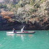 11月21日 四万湖カヌーツアー RYUのイメージ