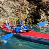 11月14日 四万湖カヌーツアー RYUのイメージ