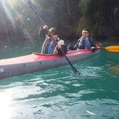 11月19日 四万湖カヌーツアー RYUのイメージ