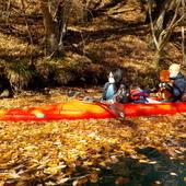 11月23日 四万湖カヌーツアー ちひろのイメージ
