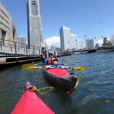 5月2日 都会で楽しむカヌーツアーのイメージ