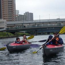 5月5日 都会で楽しむカヌーツアーのイメージ