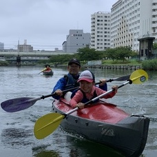 7月4日 都会で楽しむカヌーツアーのイメージ