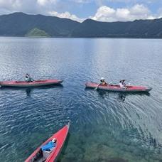 7月24日 本栖湖カヌーツアーのイメージ