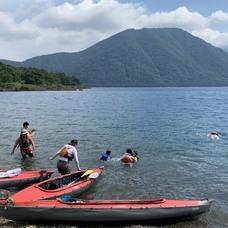 7月22日 本栖湖カヌーツアーのイメージ