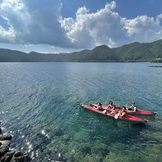 7月25日 本栖湖カヌーツアーのイメージ