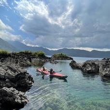 7月23日 本栖湖カヌーツアーのイメージ