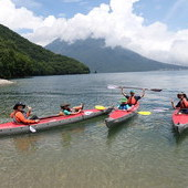 7月29日 中禅寺湖カヌーツアーのイメージ