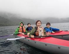8月18日 中禅寺湖カヌーツアーのイメージ