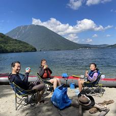 8月6日 中禅寺湖カヌーツアーのイメージ