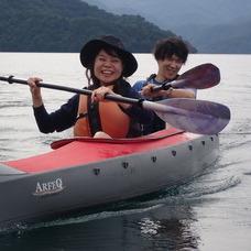 8月11日 中禅寺湖カヌーのイメージ