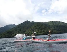 8月23日 中禅寺湖カヌーツアーのイメージ