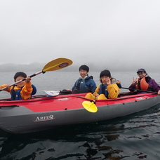 8月16日 中禅寺湖カヌーツアーのイメージ
