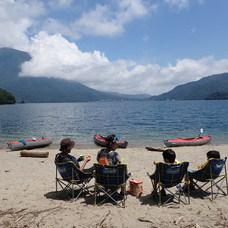 8月5日 中禅寺湖カヌーツアーのイメージ