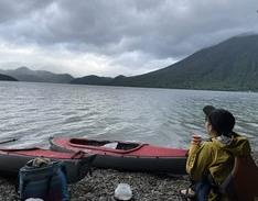 8月10日 中禅寺湖カヌーのイメージ