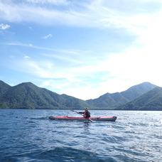 8月19日 中禅寺湖カヌーツアーのイメージ